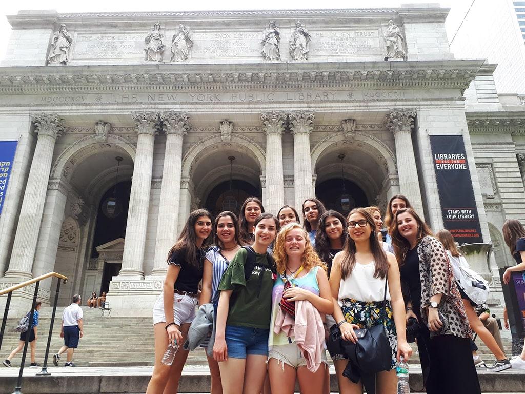 Curso de verano en Nueva York de inglés 10