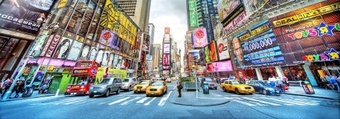 Campamento de verano en Nueva York con curso de inglés para adolescentes