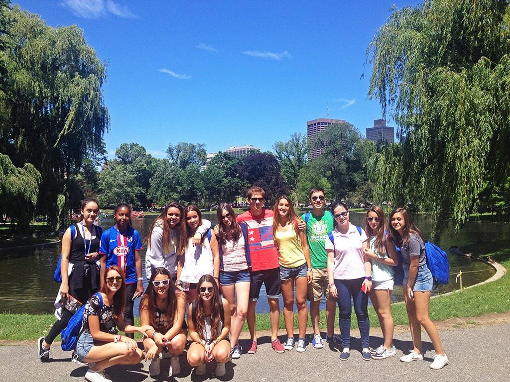Curso de verano en Nueva York de inglés 8