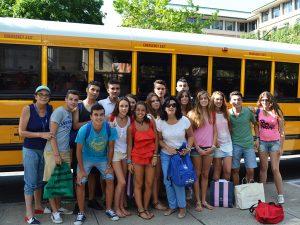 Curso de verano en Nueva York de inglés 9