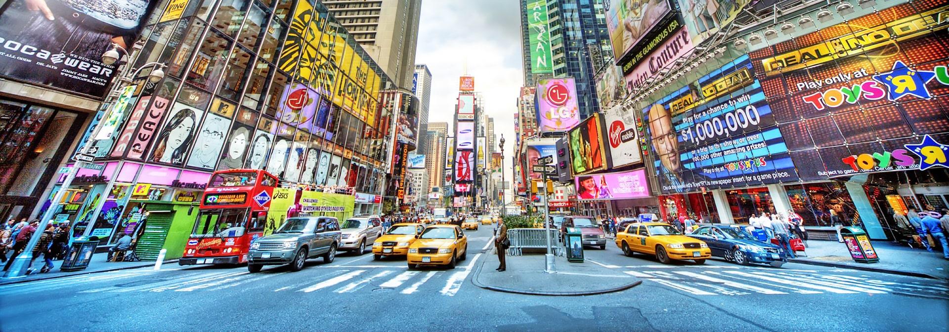 Campamento de verano en Nueva York con curso para niños y jóvenes de inglés