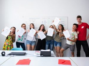 Curso de verano de alemán en Núremberg 1