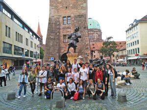 Curso de verano de alemán en Núremberg 11