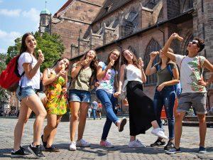 Curso de verano de alemán en Núremberg 4