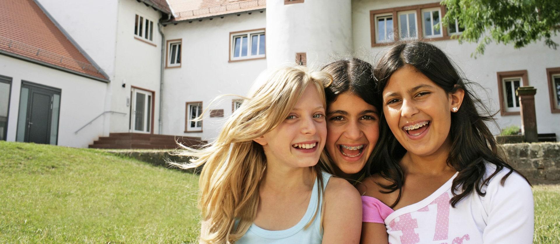 Campamento de verano con curso de alemán en Odenwald, Alemania