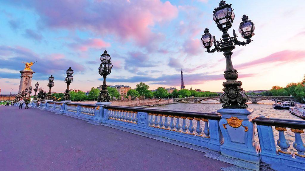 Campamento de verano con curso de francés en París