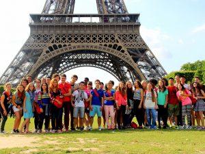 Campamento de verano de francés en París 10