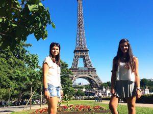 Campamento de verano de francés en París 16