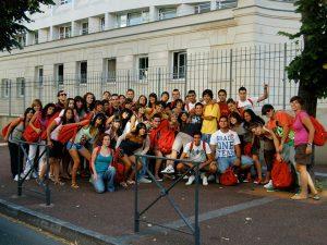Campamento de verano de francés en París 17