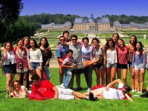 Campamento de verano de francés en París 3
