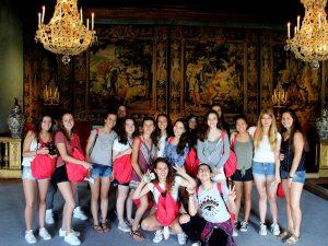 Campamento de verano de francés en París 4