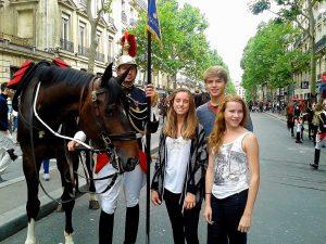 Campamento de verano de francés en París 5