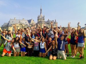 Campamento de verano de francés en París 6