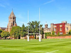 Curso de verano en internado inglés en Rugby 1