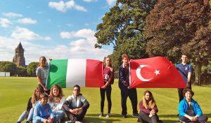 Curso de verano en internado inglés en Rugby 10