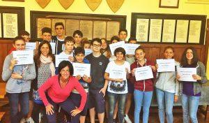 Curso de verano en internado inglés en Rugby 4