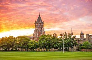 Curso de verano en internado inglés en Rugby 7