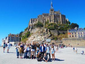 Campamento de verano de francés y vela o equitación en Saint-Malo, Francia 12