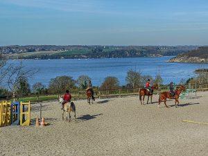 Campamento de verano de francés y vela o equitación en Saint-Malo, Francia 17