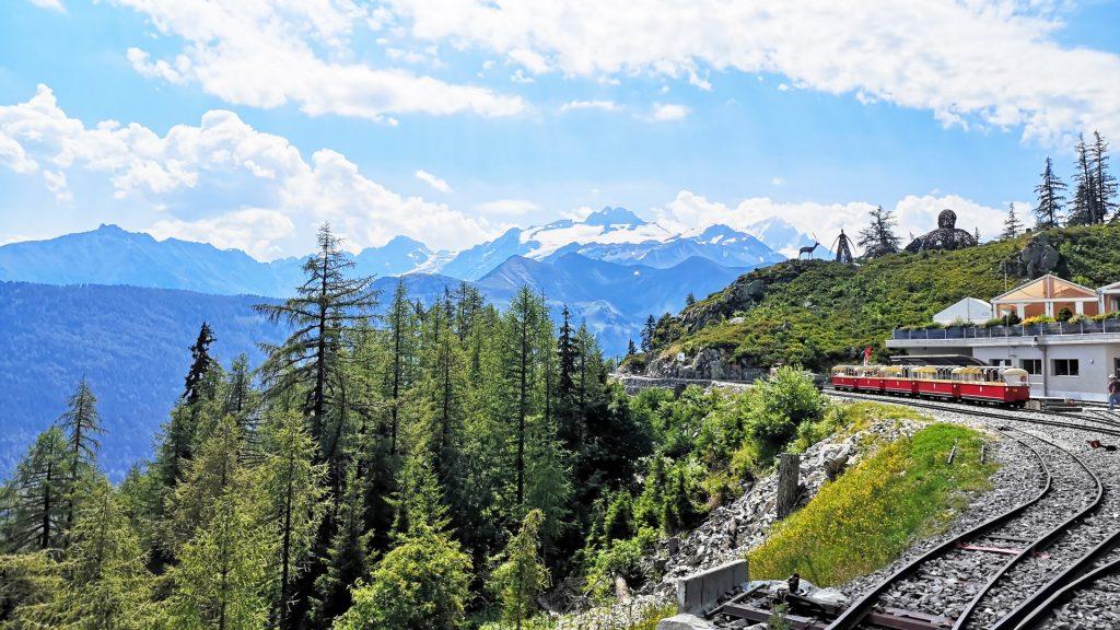 Campamento de verano de inglés en Suiza