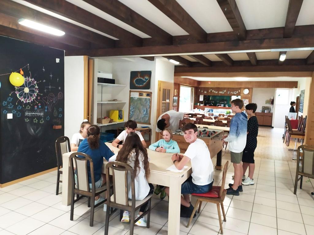Campamento de verano de inglés en Suiza 20