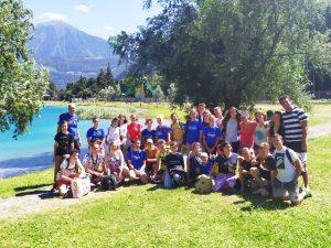Campamento de verano de inglés en Suiza 5