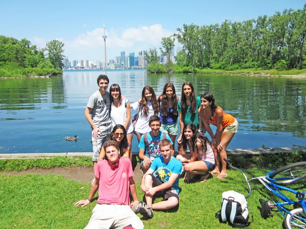 Curso de verano en Toronto de inglés 1