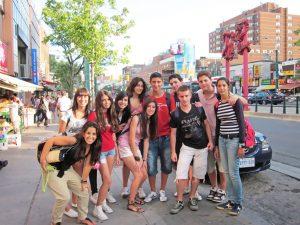 Curso de verano en Toronto de inglés 11