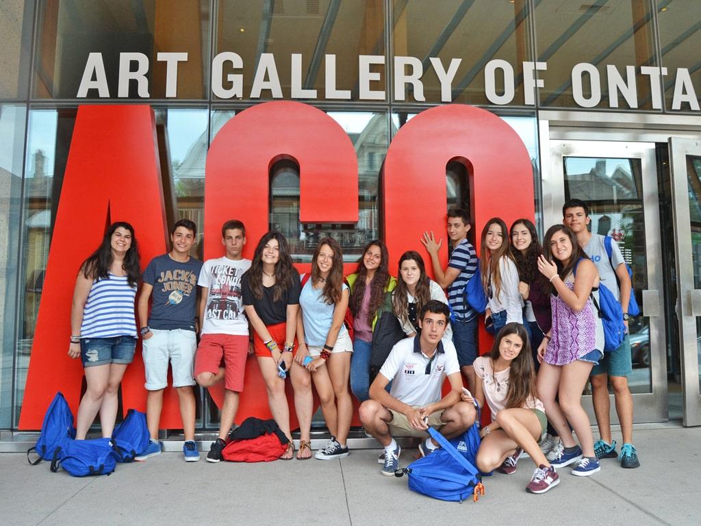 Curso de verano en Toronto de inglés 17