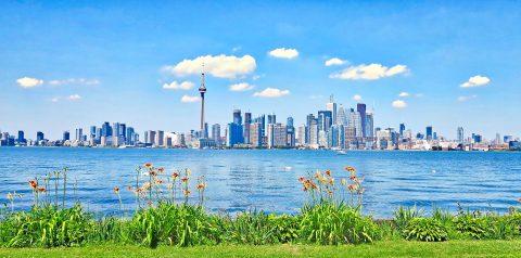 Campamento de verano en Toronto con curso de inglés para adolescentes