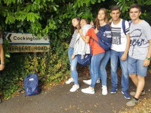 Curso de verano de inglés en Torquay para jóvenes 15