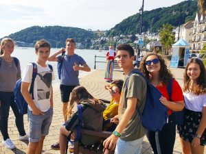 Curso de verano de inglés en Torquay 2