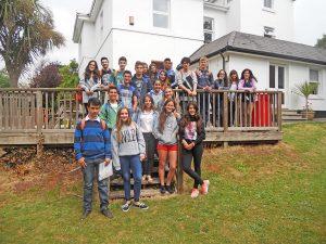 Curso de verano de inglés en Torquay para jóvenes 20