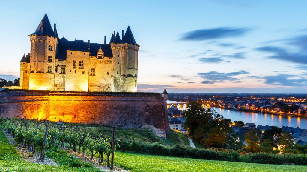 Campamento de verano con curso de francés en el Valle del Loira