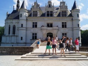Campamento de verano en el Valle del Loira 11