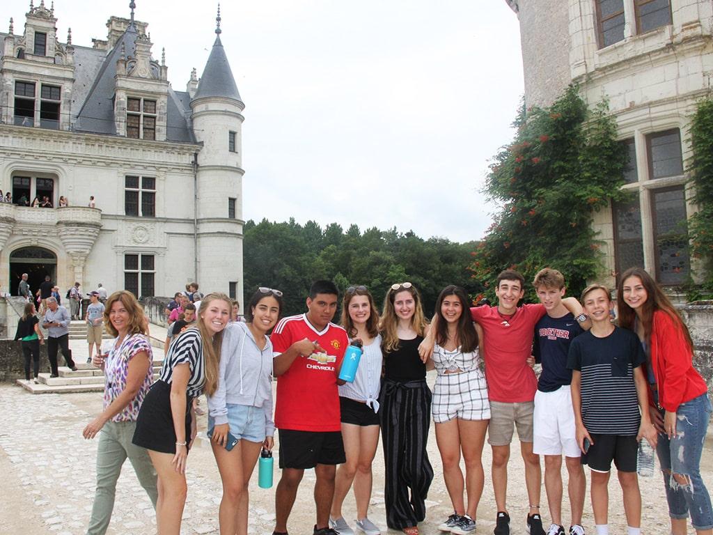 Campamento de verano en el Valle del Loira 8