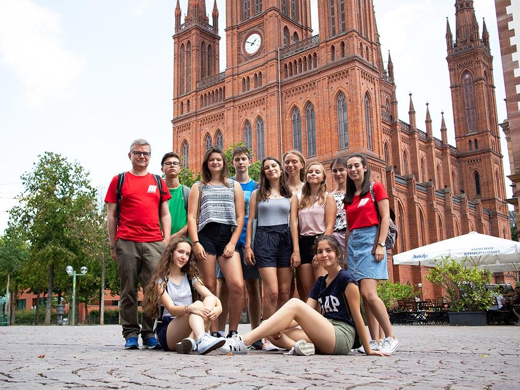 Curso de verano de alemán en Wiesbaden 1