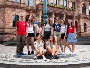 Curso de verano de alemán en Wiesbaden 14