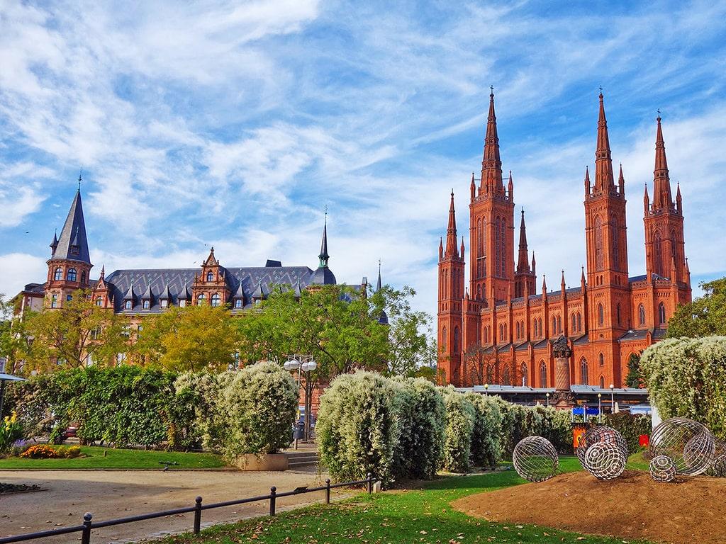 Curso de verano de alemán en Wiesbaden 6