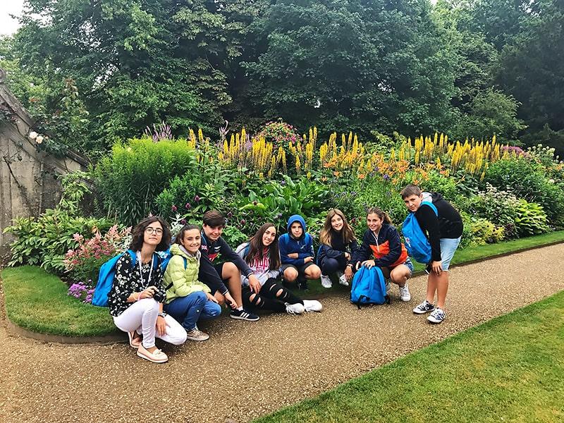 Curso de verano de inglés en York en internado 11