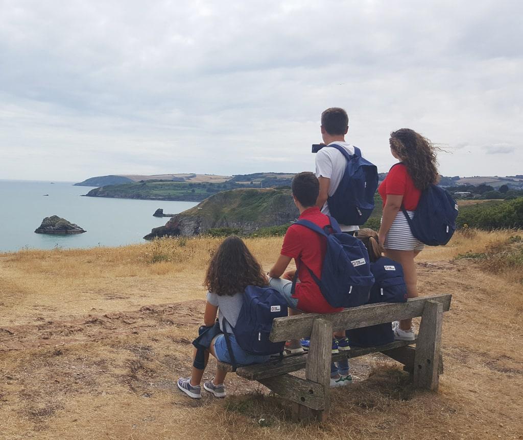 Cursos de verano en el extranjero para niños y adolescentes