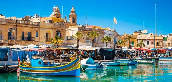 Cursos de verano en Malta para niños jóvenes